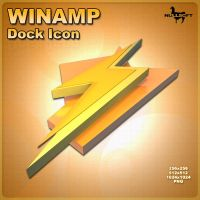 Winamp Dock Icon by AlperEsin