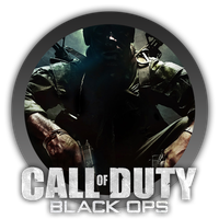 Call of Duty Black Ops - Icon by Blagoicons