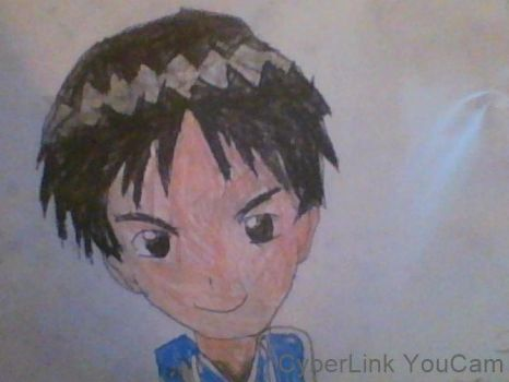 Roy Mustang by CutieCakex