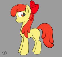 Applebloom by billysan727