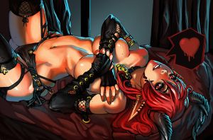 Thanks: Succubus by ionen