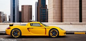 Carrera GT by Mishari-Alreshaid