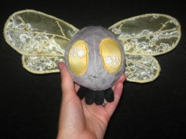 Derpy Sprite plushie by WhiteHeather