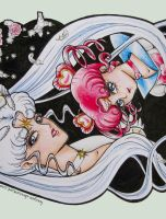 .:Sailor Moon II:. by Louyse