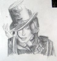 Michael Jackson Sketch 3 by szucia