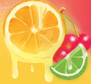 Fruity and Drippy by MissAmber2909