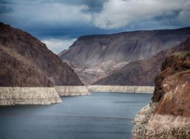 Lake Mead by inkywinkypinky