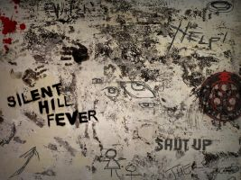 Silent Hill Fever Splash Page by xylvestr