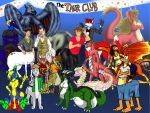 Taurclub partytimes by Hexaditidom