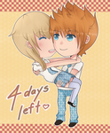 RokuNami Day 2013 Countdown ~ 4 more days by dreamychocola