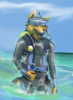 :RQ: Wanna dive with me? by davi2205
