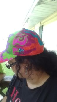 Abby's Hat side view by DustyScarecrow