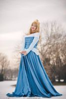 Princess Aurora_Disney by Gixye