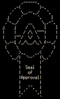 Ankh-Morpork Seal of Approval by A1fie