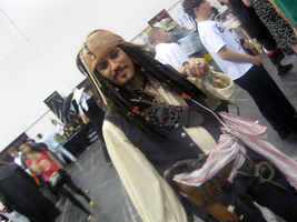 ExPo: Jack Sparrow by MammaCarnage