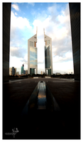 Emirates Towerz by x-alshamsi-x