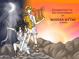 Modern Myths 2nd Anniversary
