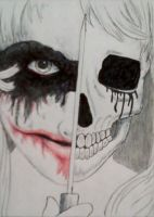 Death By Harley Quinn by TheMajesticCarnival