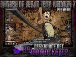 Eren Yeager Theme Windows 7 by Danrockster