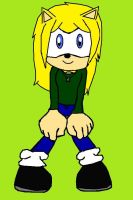 Emily Ty the Hedgehog by Otaku-Mookers