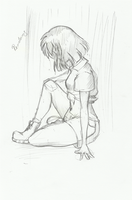Emotional Kagome by xCaeli