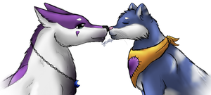 100 Theme Picture Challenge: 2. Love by SynSutakira