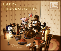 Thanksgiving 2007 by Lars99