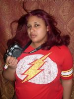 The Flash Photographer 2 by MsComicStar86