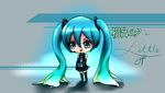 Hatsune Miku's Little Gift by Epic1997