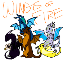 The Dragonets of Chibi by liighty