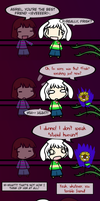 Blame Dreemurr-Reborn for this headcanon by Kigurou-Enkou
