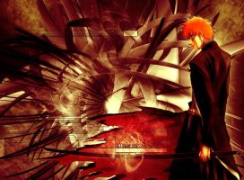 Bleach Wallpaper by pinochet87