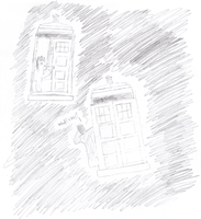 Doctor Whoof and Tennant by CestQuelleADit