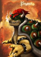 Bowser by Rodentruler