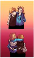 APH: Not Quite Friends by cherlye