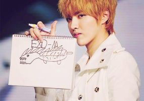 Exo Kris Edit by EscapexSR