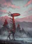 Tallneck by WolfsECHO