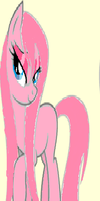 horible-wet maned pinkypie by Grab-A-Glass