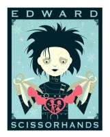 Edward Scissorhands by Montygog