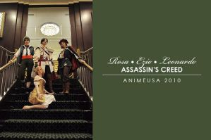 Preview: Assassin's Creed by TheWanderer-Chan