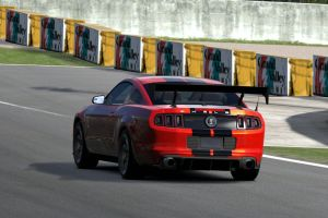 Ford Shelby GT500 '13 (Tuned) by lubeify200