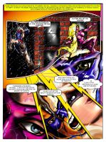 Optmystical Man: The Death of the Optimist Page 6 by montalvo-mike