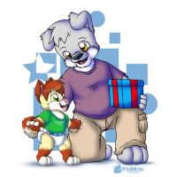 Present for You by Tavi-Munk