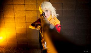Police Girl, Seras Victoria by Bamz-OSully
