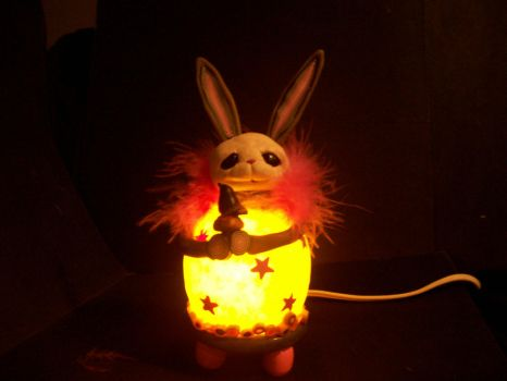 missbunny light by moodywoods