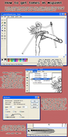 tones in mspaint tutorial by SophieHoulden