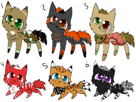 Adopts - Pick your price by campfyre