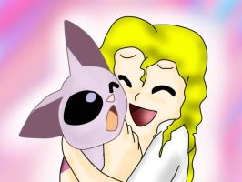 Sally loves Mr Kat.... Why Not? XD by Kat-Crazy