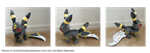 .: Umbreon Plush :. by Dunkin-Prime