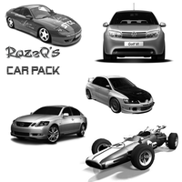 Car Set by RazeQ